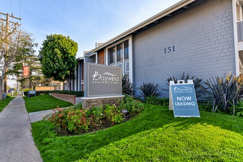 Baywind Apartments in Costa Mesa, CA Front Entry