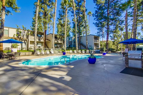 Shasta Lane Apartments in La Mesa, San Diego County, California with one and two bedrooms, swimming pool and pet friendly apartments.