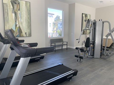 Meridian Apartments in Pomona and Phillips Ranch California