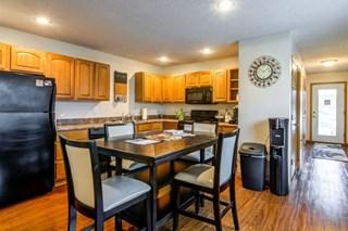 Patriot Pointe Townhomes Junction City, KS Interior Kitchen