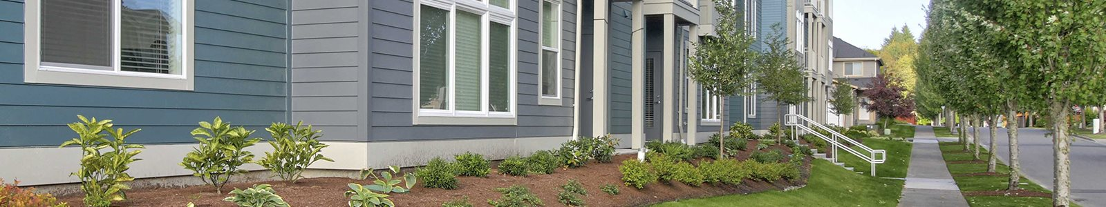 Beautiful Grounds at  Briggs Village Apartments in OLYMPIA, WA 98501