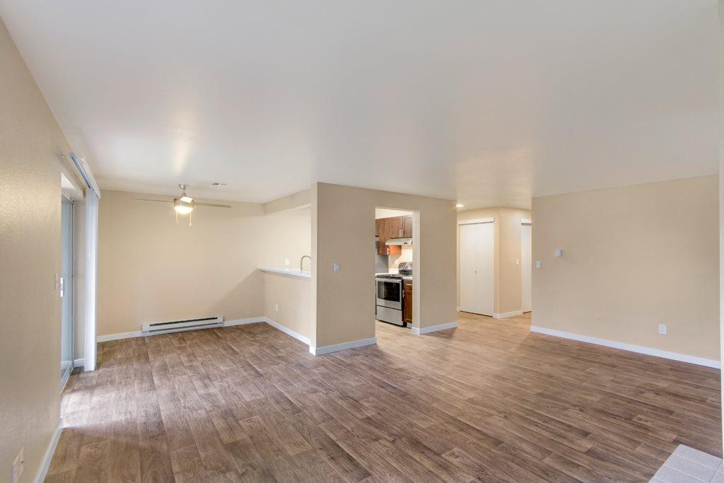 Spacious floor plans at The Fairways Apartments, Tacoma, WA,98422