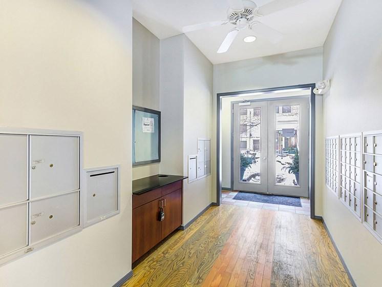 Luxor Package Locker at Uptown Lake Apartments, Minneapolis, 55408