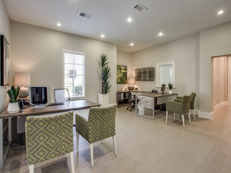 Leasing Office at The Gio, Texas, 75074