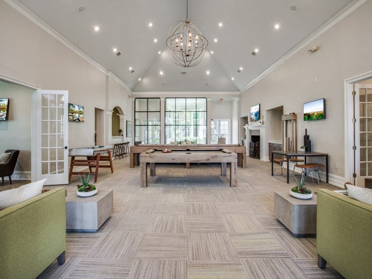 Clubhouse And Family Entertainment Area