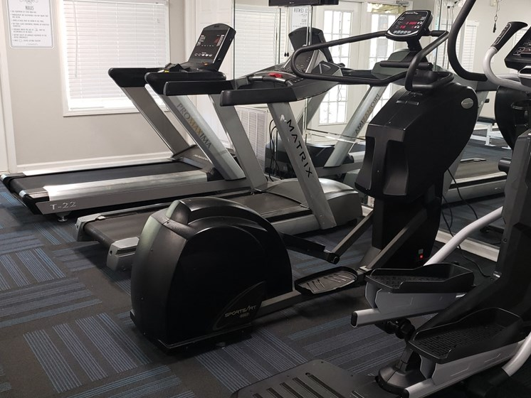 High Endurance Fitness Center at Brook Valley Apartments, Georgia