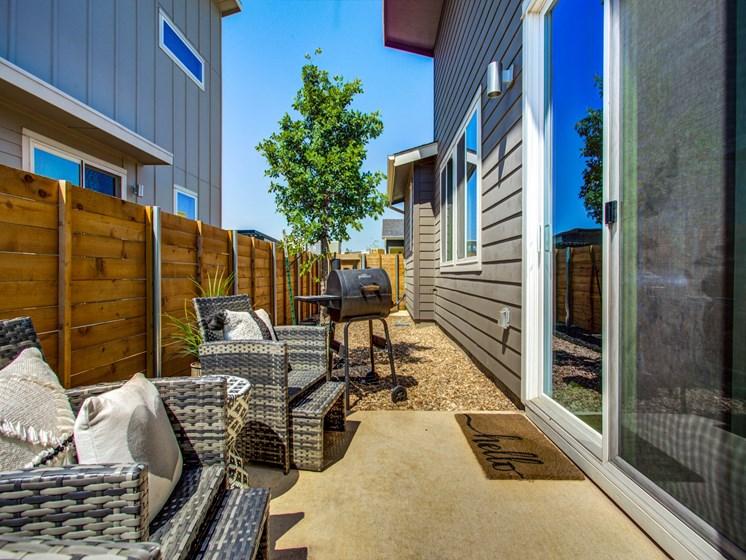 yard home backyard