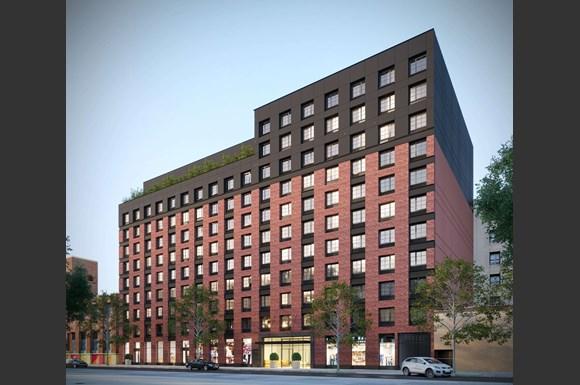 Concourse Village West Apartments 702 Grand Concourse Bronx Ny Rentcafé