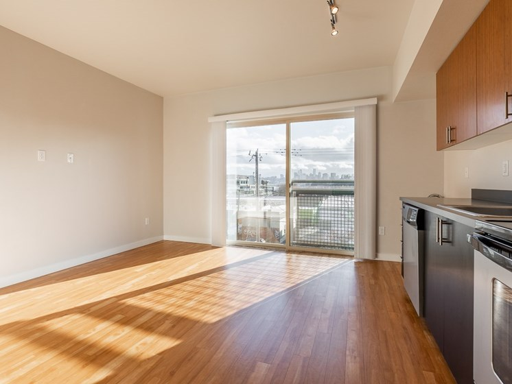 stylish studios and cool one bedroom floorplans