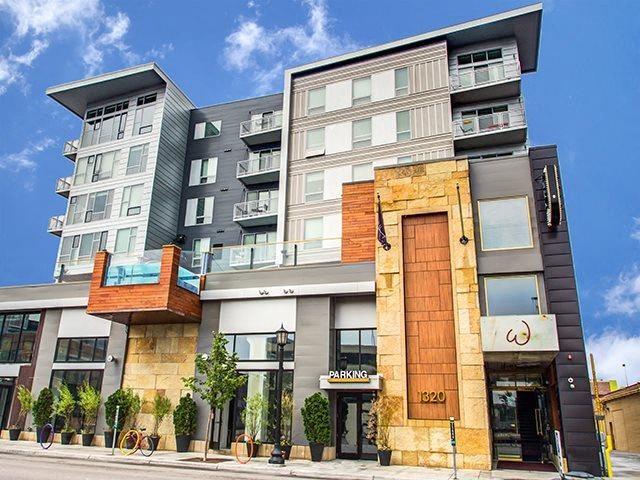 posh Uptown, Minneapolis apartments