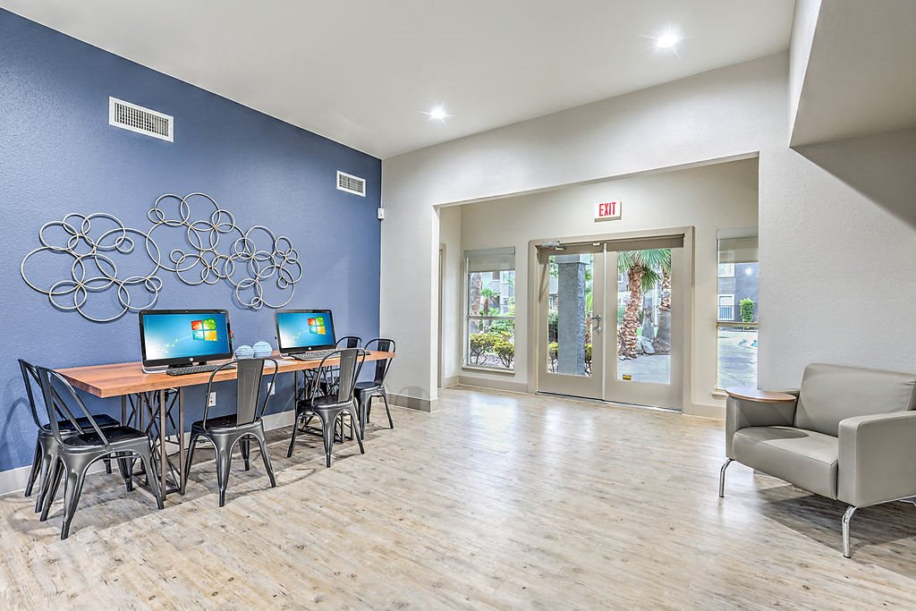 updated clubhouse, computers