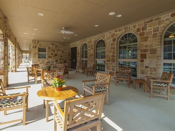 Exterior Pavilion With Kitchen at Parc Woodland, Conroe, TX, 77384