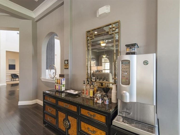 Wi-Fi Cafe With Coffee Bar at Parc Woodland, Conroe, 77384