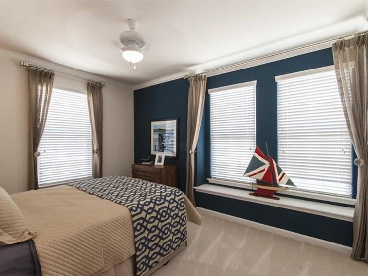 Spacious Bedrooms at Parc Woodland, Texas