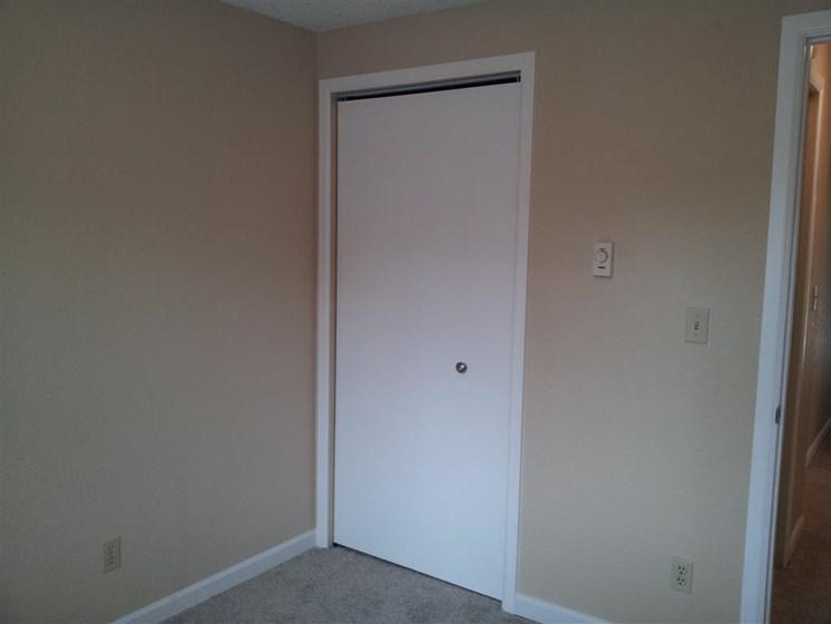apartment- closet
