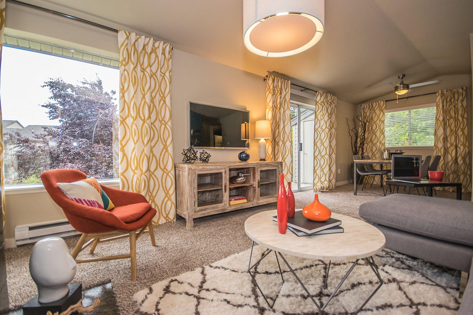 Beautiful Views at The Fairways Apartments, Tacoma, WA,98422