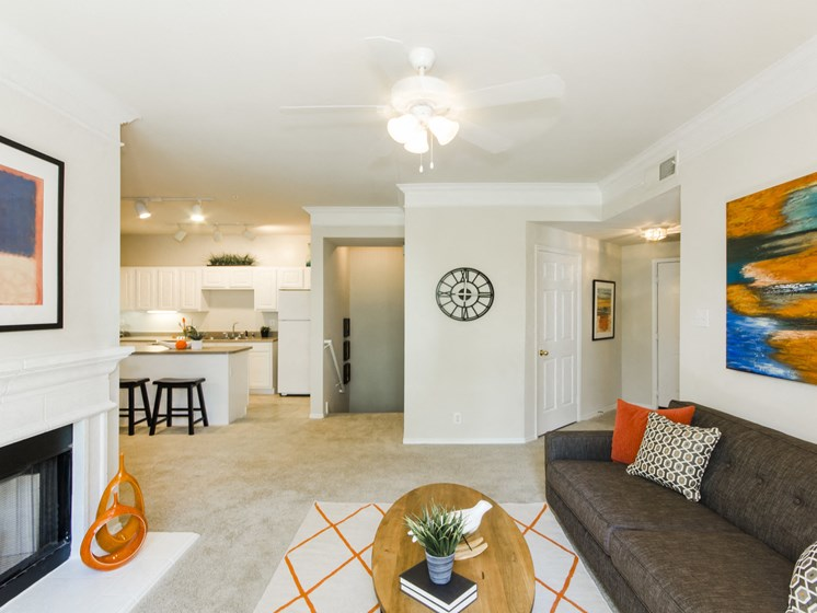 Open Floor Plans at The Gio, Plano, 75074
