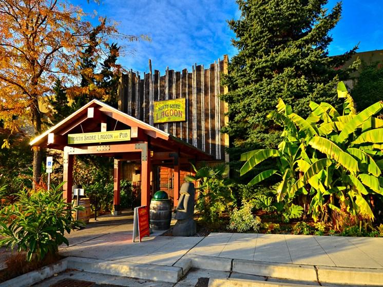 Beautiful Landscaping and Park-like Setting at Emerald Crest, Washington, 98011