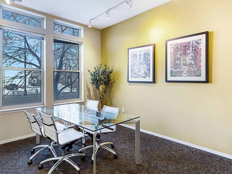 Office Space at Uptown Lake Apartments, Minneapolis, MN, 55408