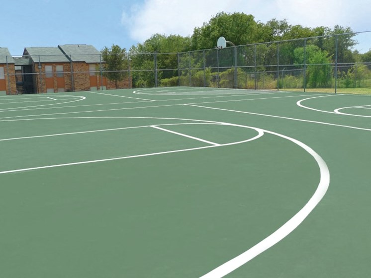 Six Sports Courts