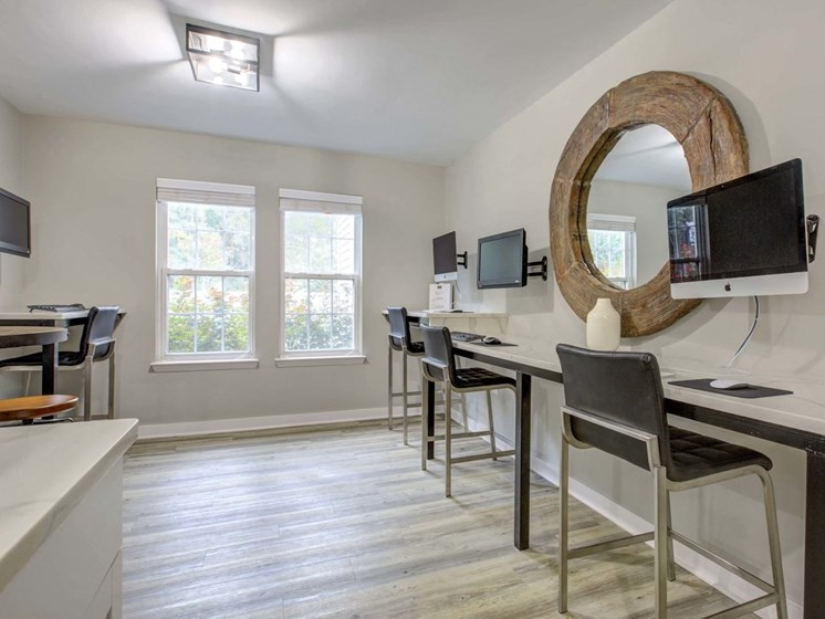 Business Center with High Speed Internet Access