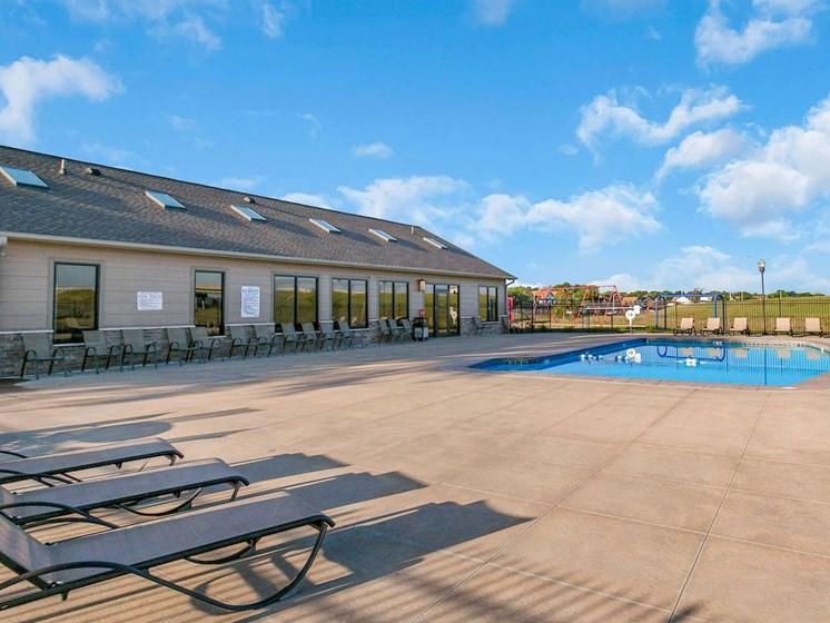 Apartments in Wichita Pool
