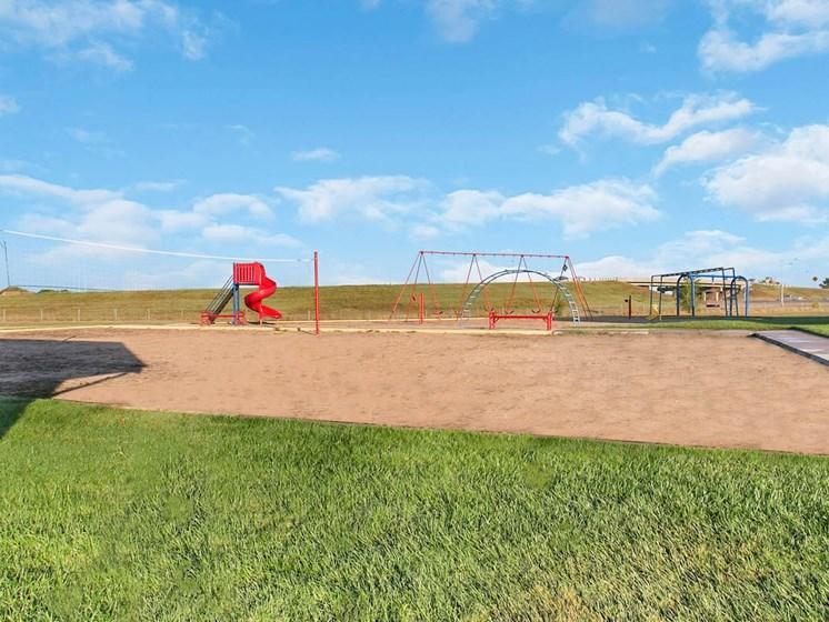 Apartments in Wichita Playground