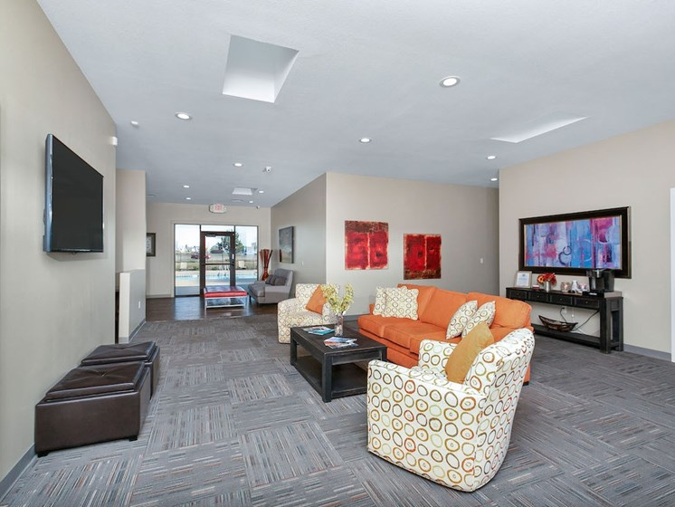 Apartments in Wichita Clubhouse