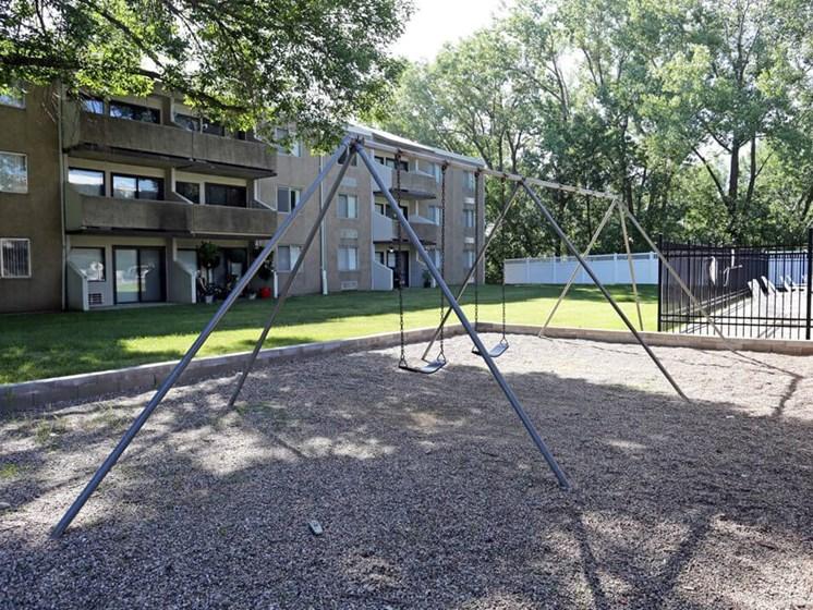 playground at RIdge Oaks Apartments
