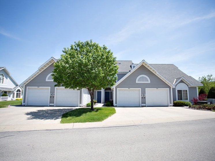 Crystal bay Townhomes with garages