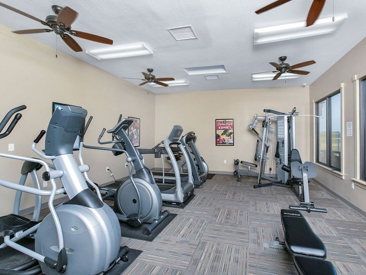 Apartments in Wichita Fitness Center