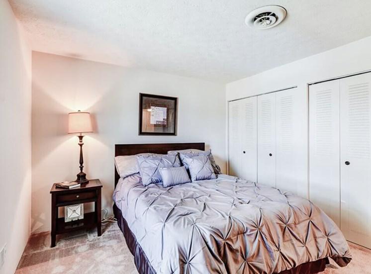 one bedroom apartment floor plan in Hamilton OH