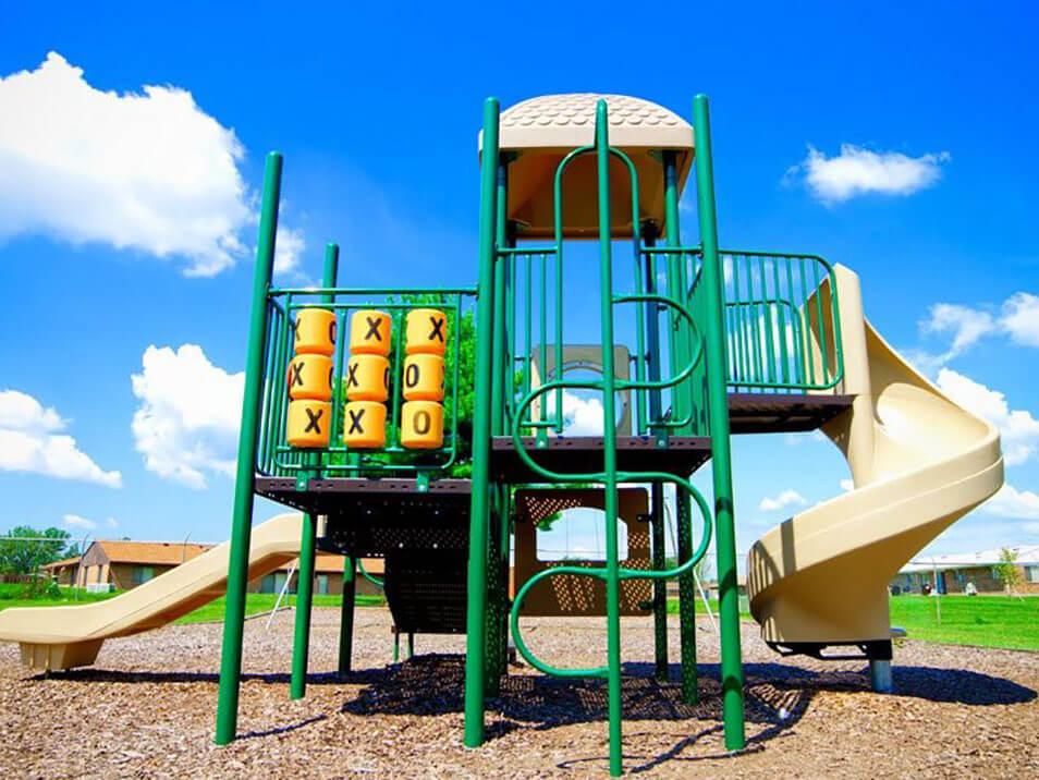 Pine Run Townhomes playground