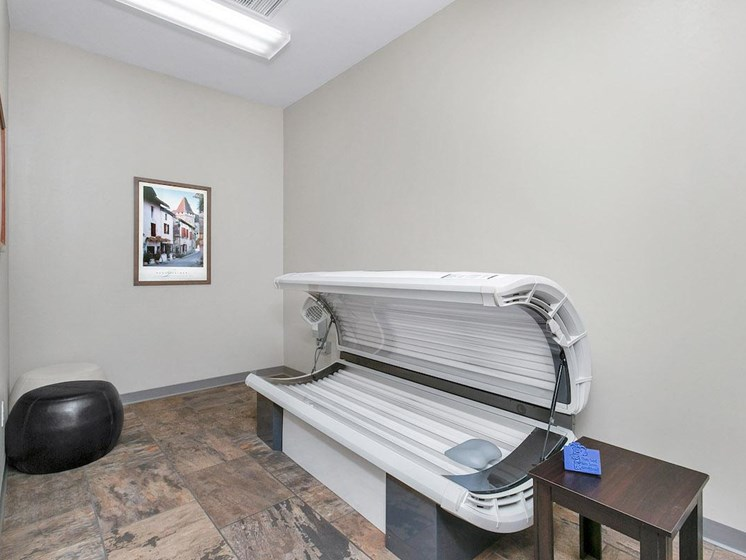 Apartments in Wichita Tanning Booth