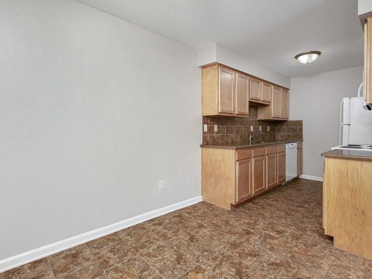 Apartments in Wichita Kitchen