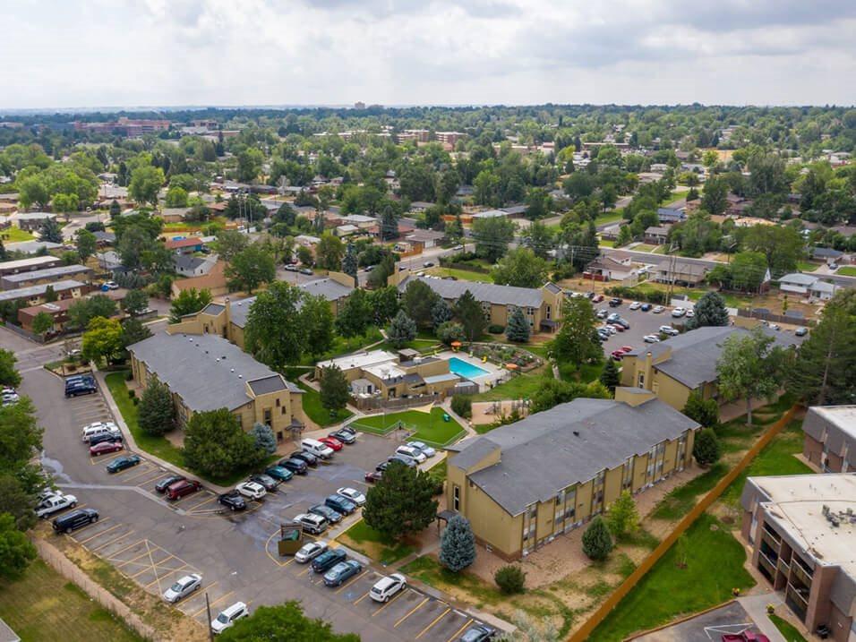 Village Green Apartment Community