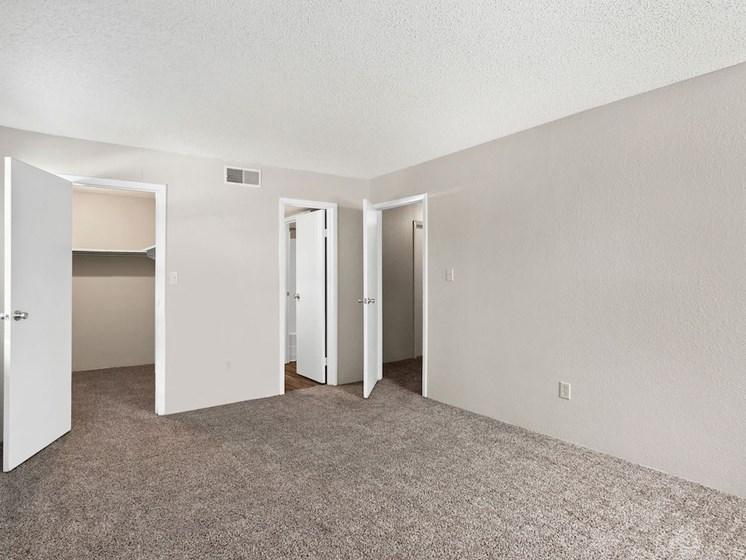 Apartments in Wichita Bedroom