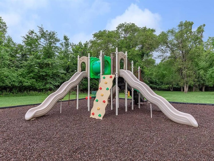 Playground at Arbors of Grandview apartments