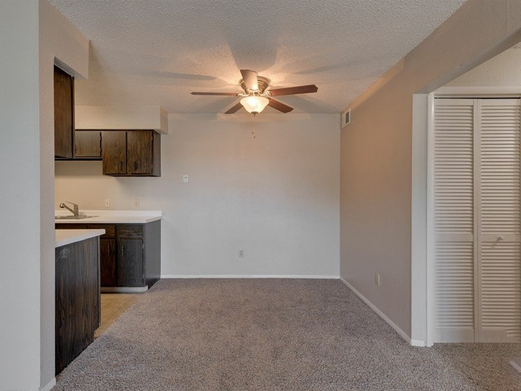 Apartments in Wichita Open Concept