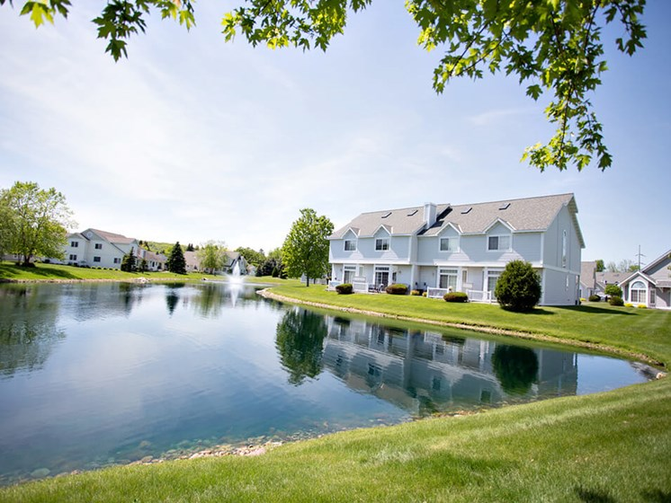 Crystal Bay Townhomes in Rochester MN