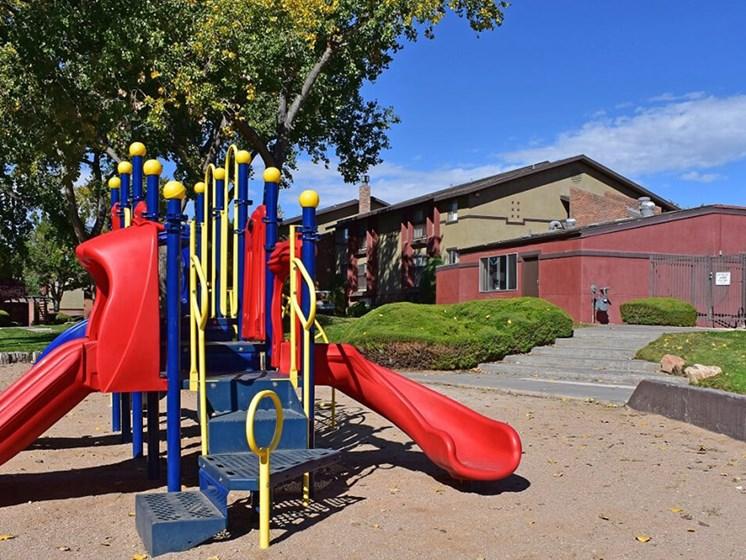 Playground at Sedona Ridge Apartments