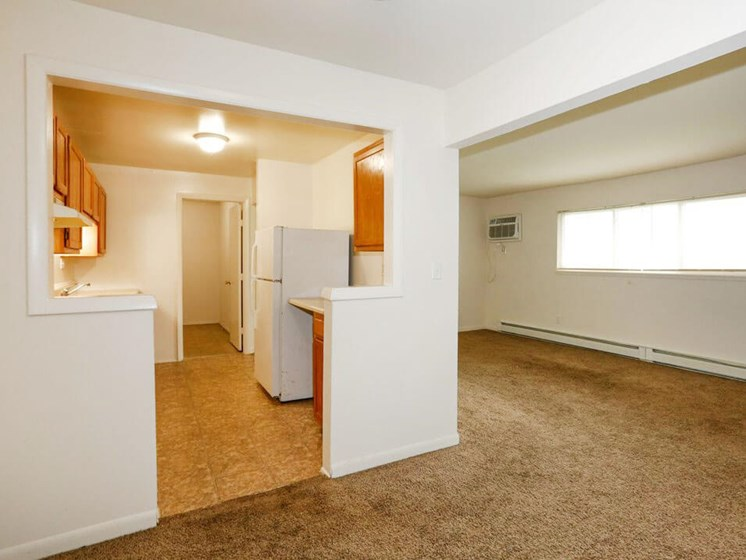 Open Concept Apartment Floor Plan