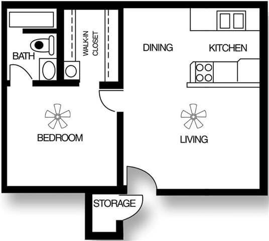 Floor Plans Solano Springs Apartments In Tucson Az
