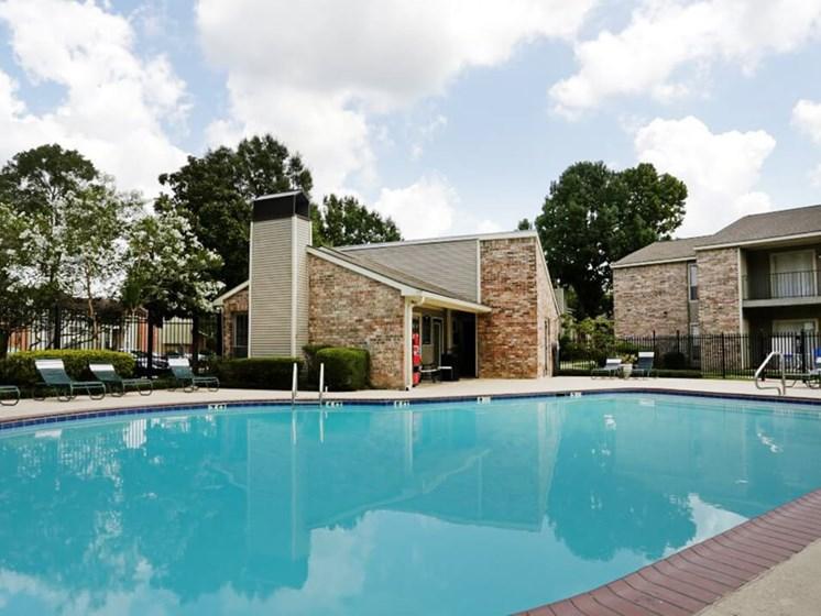 Swimming Pool at Afton Oaks