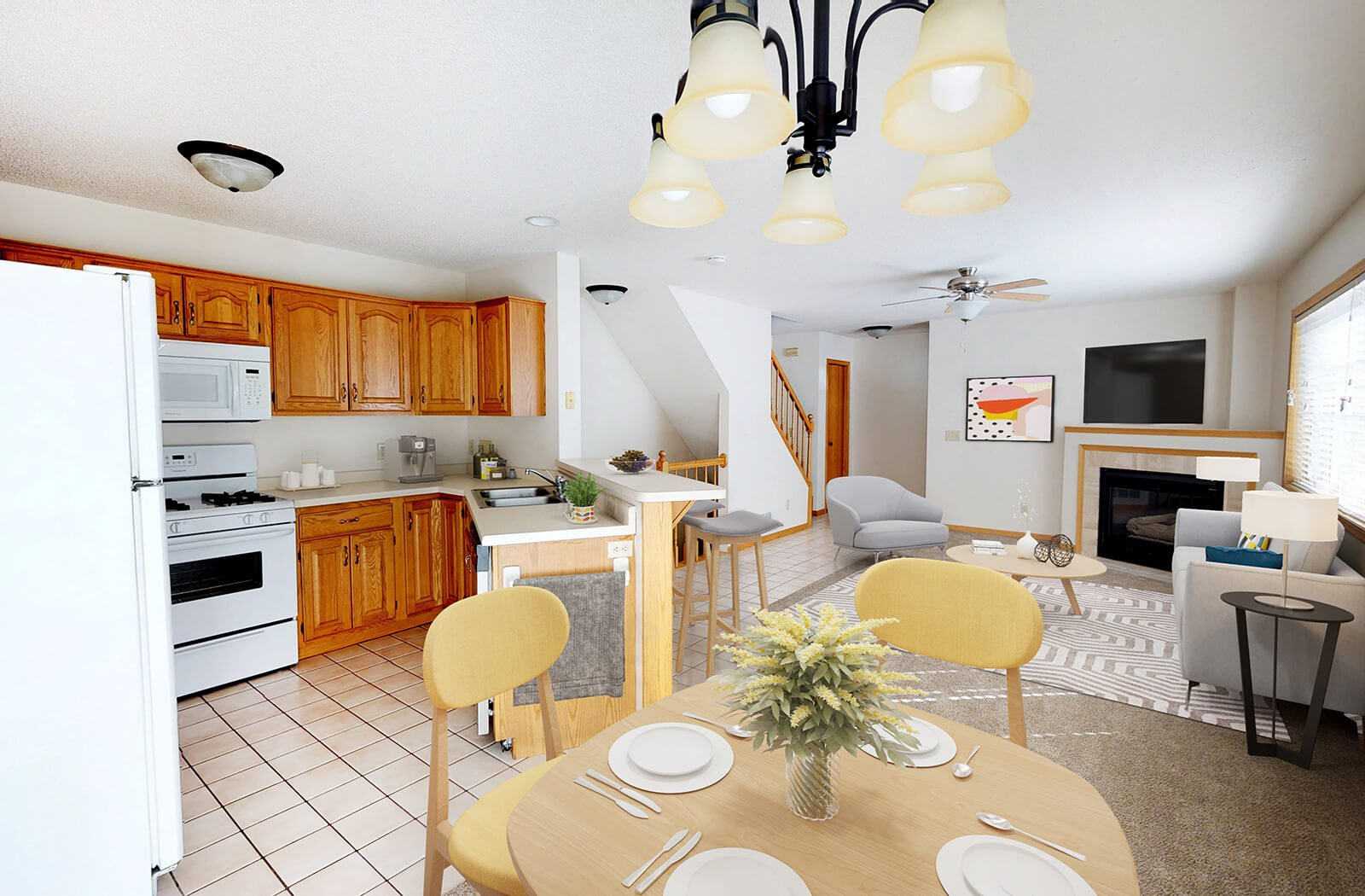 Townhomes in Rochester MN for rent