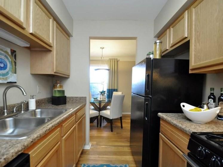 Pavilion Lakes Kitchen appliances