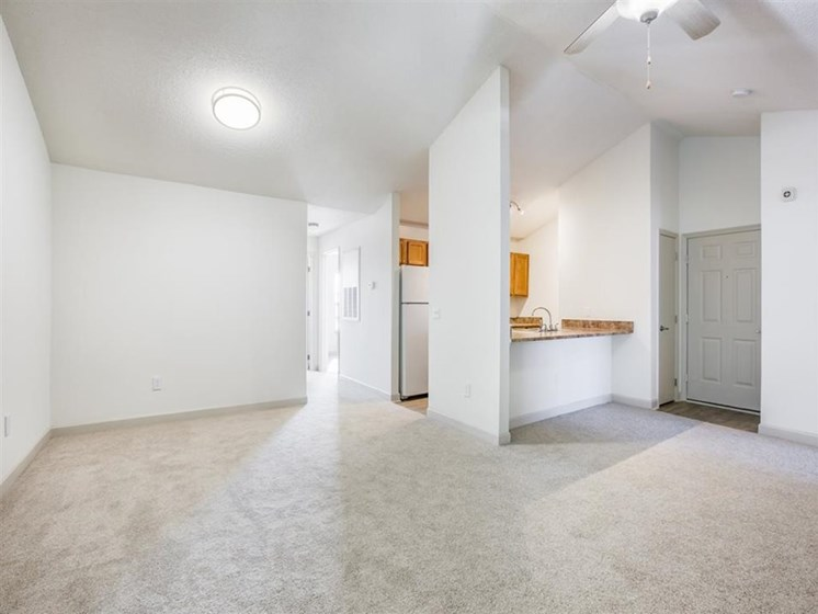 spacious floor plans at the Landing apartments