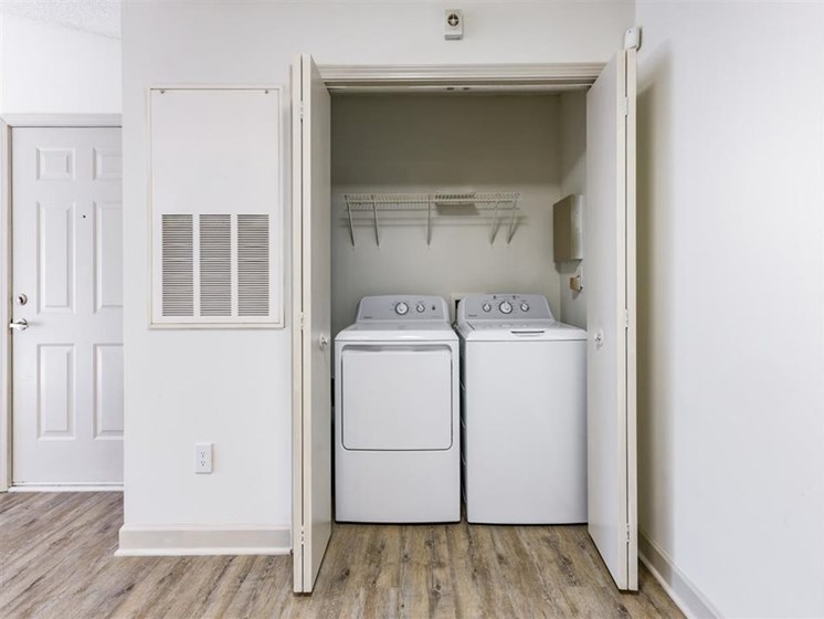 Fayetteville nc apartments with in unit washer/dryer