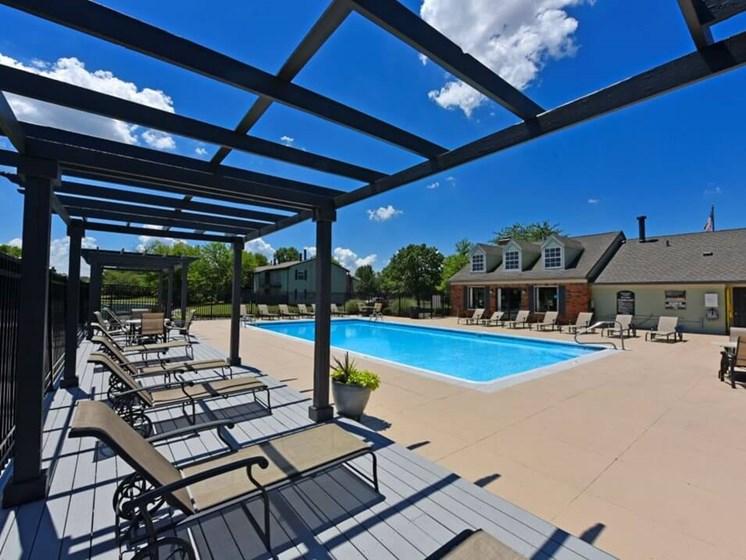 Pavilion Lakes swimming pool
