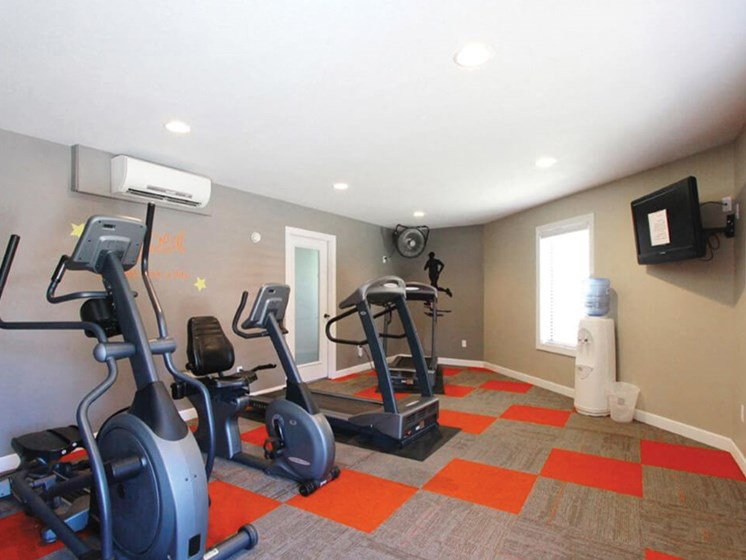 topeka apartments with fitness center